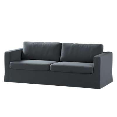 Potah na pohovku IKEA  Karlstad 3-místná, nerozkládací, dlouhý v kolekci Ingrid, látka: 705-43