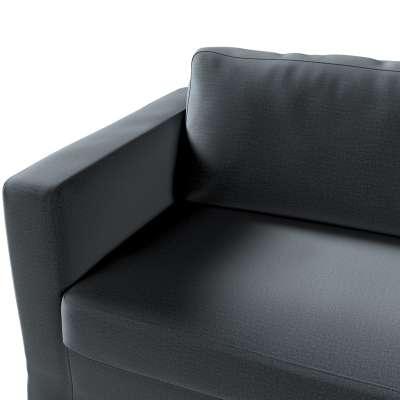 Pokrowiec na sofę Karlstad 3-osobową nierozkładaną, długi w kolekcji Ingrid, tkanina: 705-43
