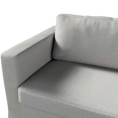 Pokrowiec na sofę Karlstad 3-osobową nierozkładaną, długi w kolekcji Living, tkanina: 160-89