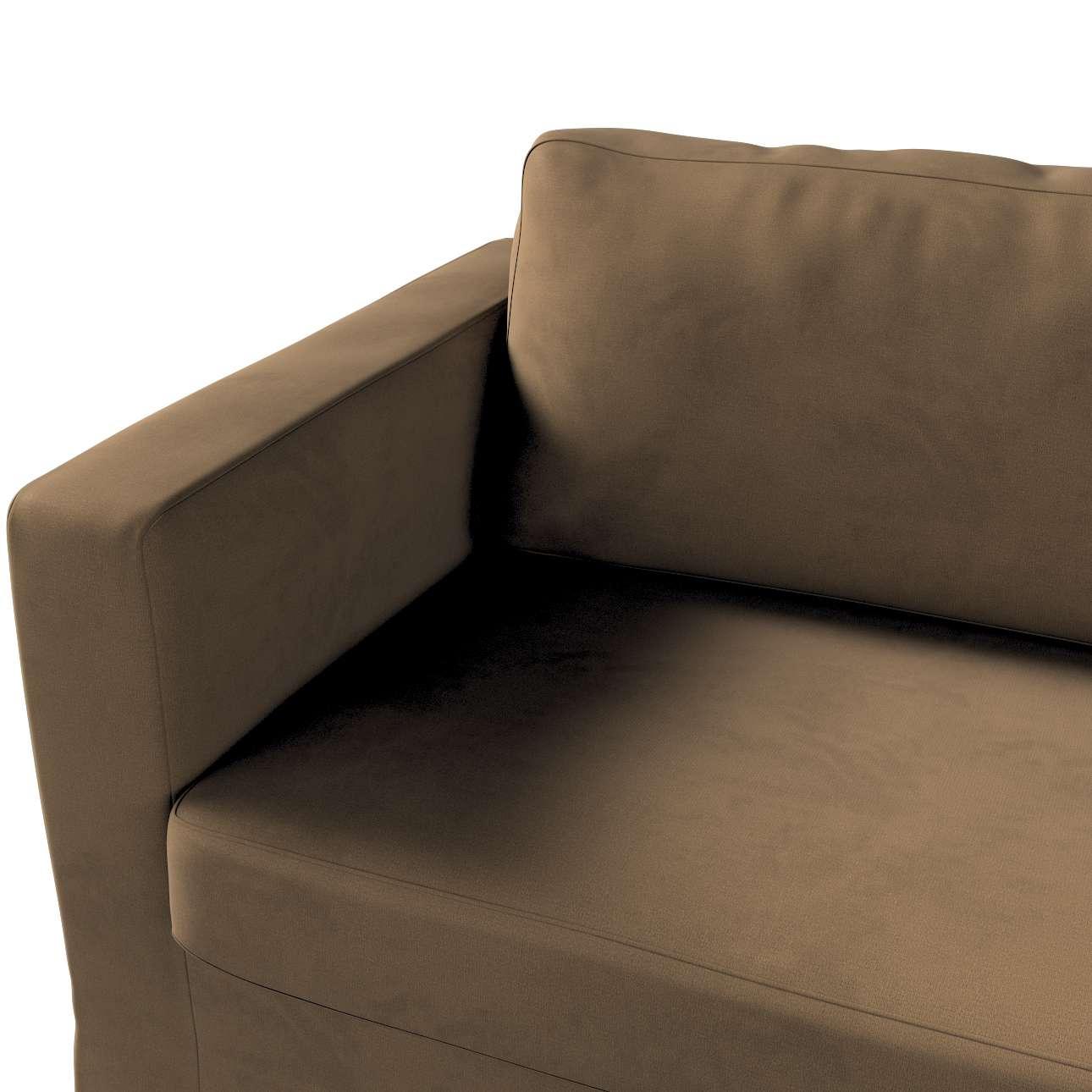 Potah na pohovku IKEA  Karlstad 3-místná, nerozkládací, dlouhý v kolekci Living II, látka: 160-94