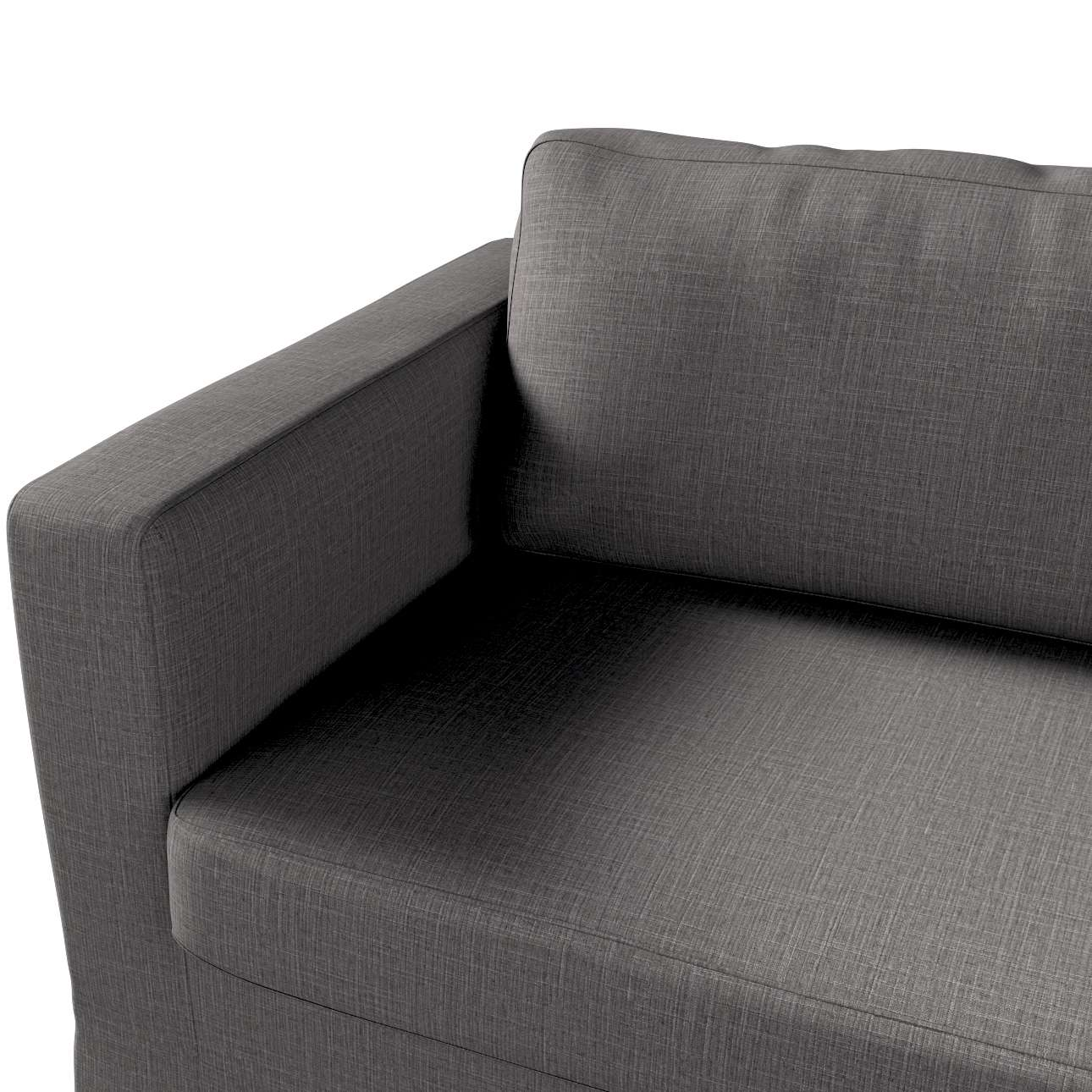 Potah na pohovku IKEA  Karlstad 3-místná, nerozkládací, dlouhý v kolekci Living II, látka: 161-16