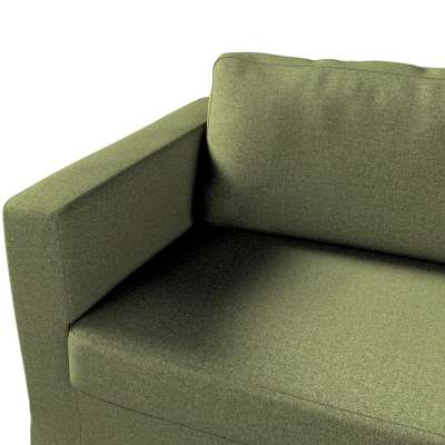 Pokrowiec na sofę Karlstad 3-osobową nierozkładaną, długi w kolekcji Madrid, tkanina: 161-22