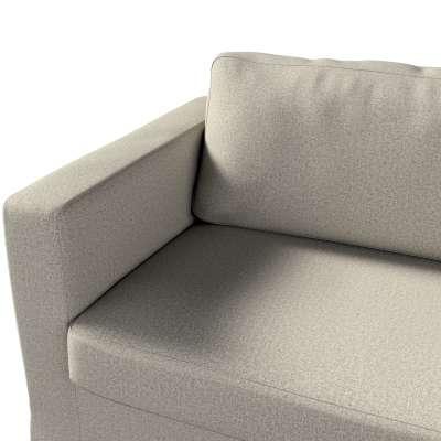 Pokrowiec na sofę Karlstad 3-osobową nierozkładaną, długi w kolekcji Madrid, tkanina: 161-23