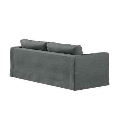 Pokrowiec na sofę Karlstad 3-osobową nierozkładaną, długi w kolekcji Madrid, tkanina: 161-24