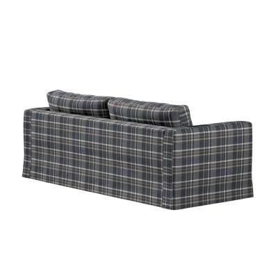 Potah na pohovku IKEA  Karlstad 3-místná, nerozkládací, dlouhý v kolekci Edinburgh, látka: 703-16
