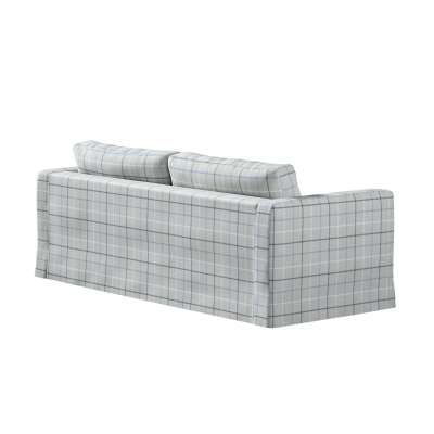 Potah na pohovku IKEA  Karlstad 3-místná, nerozkládací, dlouhý v kolekci Edinburgh, látka: 703-18