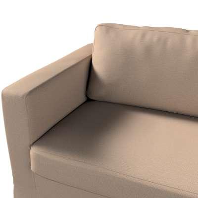 Pokrowiec na sofę Karlstad 3-osobową nierozkładaną, długi w kolekcji Bergen, tkanina: 161-75