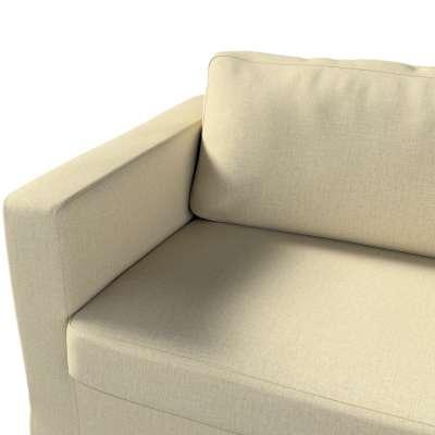 Pokrowiec na sofę Karlstad 3-osobową nierozkładaną, długi w kolekcji Living, tkanina: 161-45