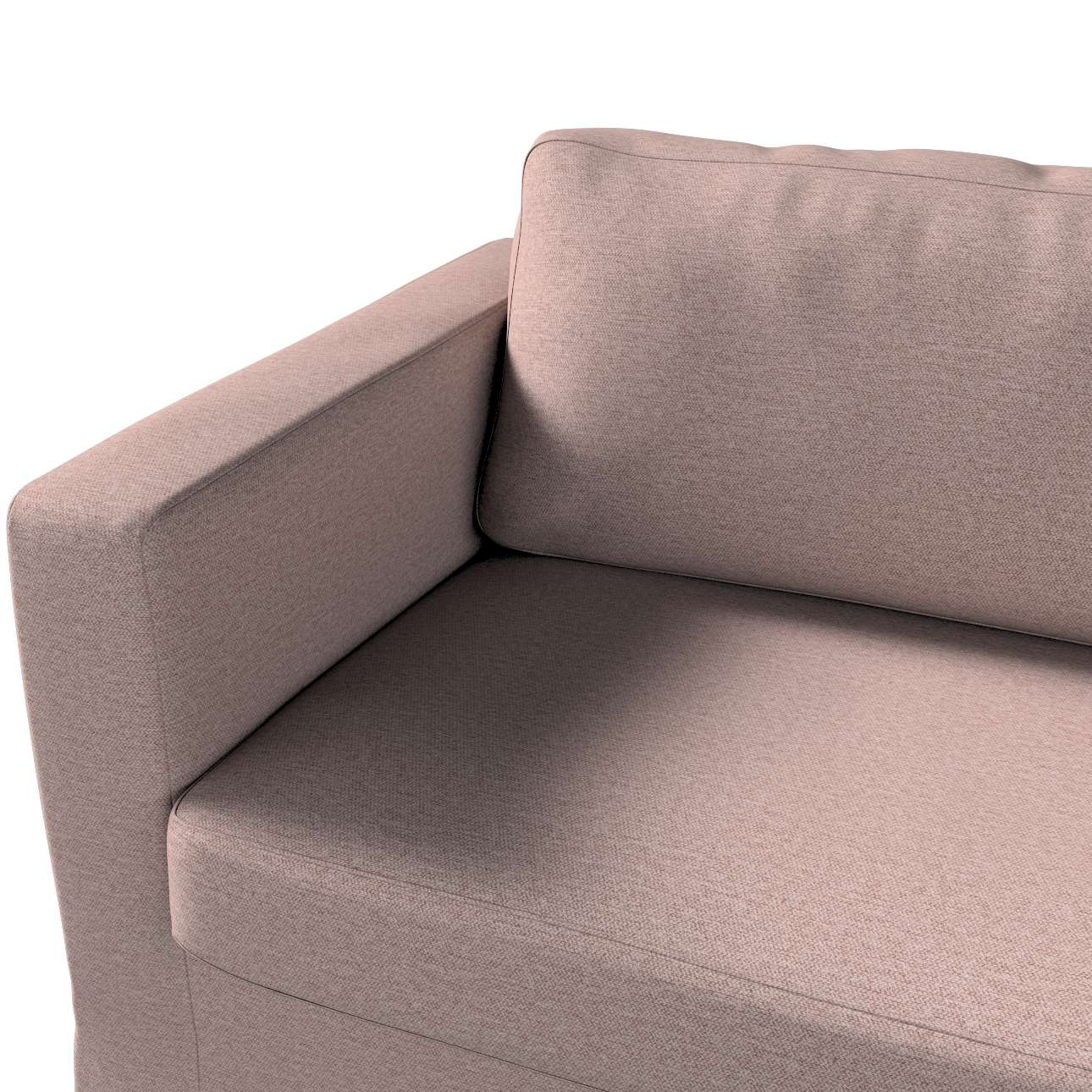 Potah na pohovku IKEA  Karlstad 3-místná, nerozkládací, dlouhý v kolekci Madrid, látka: 161-88