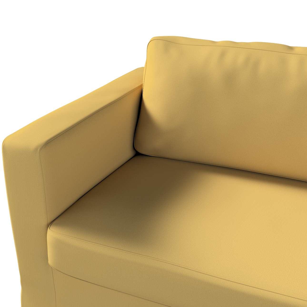 Karlstad päällinen kolmen istuttava, pitkä mallistosta Cotton Panama, Kangas: 702-41