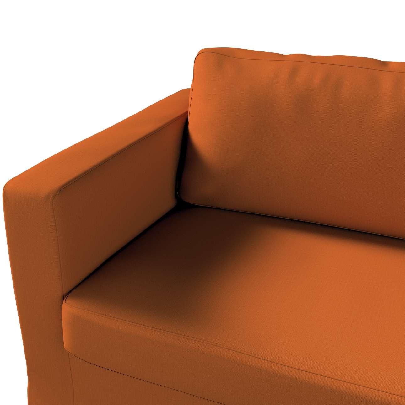 Karlstad päällinen kolmen istuttava, pitkä mallistosta Cotton Panama, Kangas: 702-42
