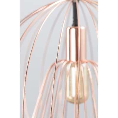 Závěsná lampa Brooklyn Copper průměr 31cm Lampy a svítidla závěsná - Dekoria-home.cz