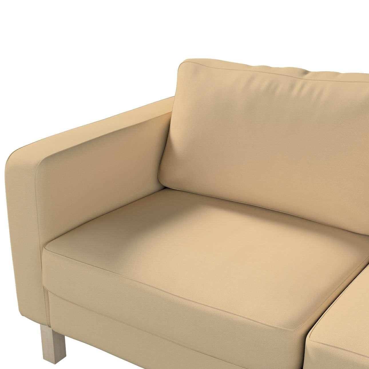 Karlstad päällinen kahden istuttava mallistosta Cotton Panama, Kangas: 702-01