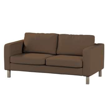 KARSLTAD dvivietės sofos užvalkalas Karlstad 2-vietės sofos užvalkalas kolekcijoje Cotton Panama, audinys: 702-02