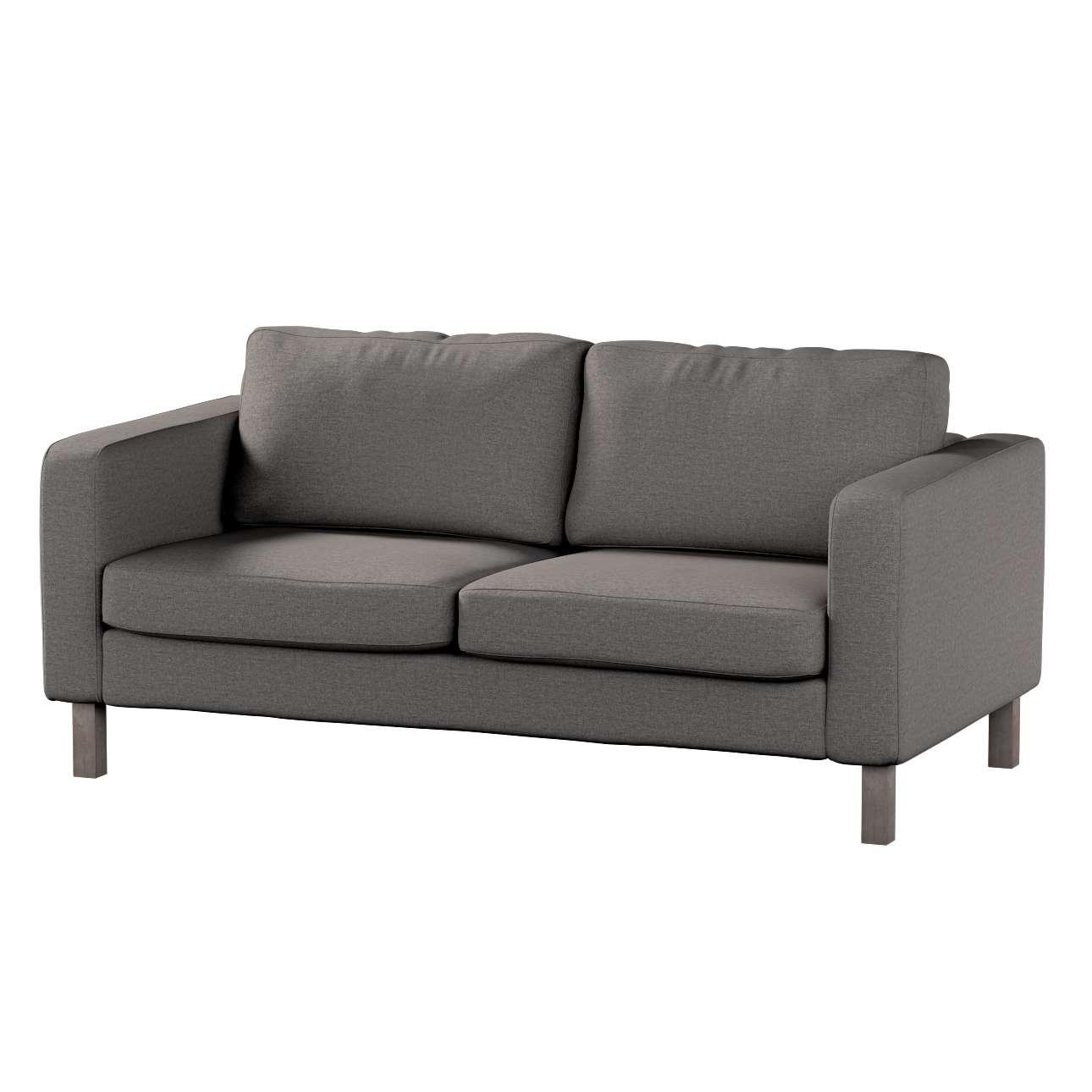 Pokrowiec na sofę Karlstad 2-osobową nierozkładaną krótki Sofa Karlstad 2-osobowa w kolekcji Edinburgh, tkanina: 115-77