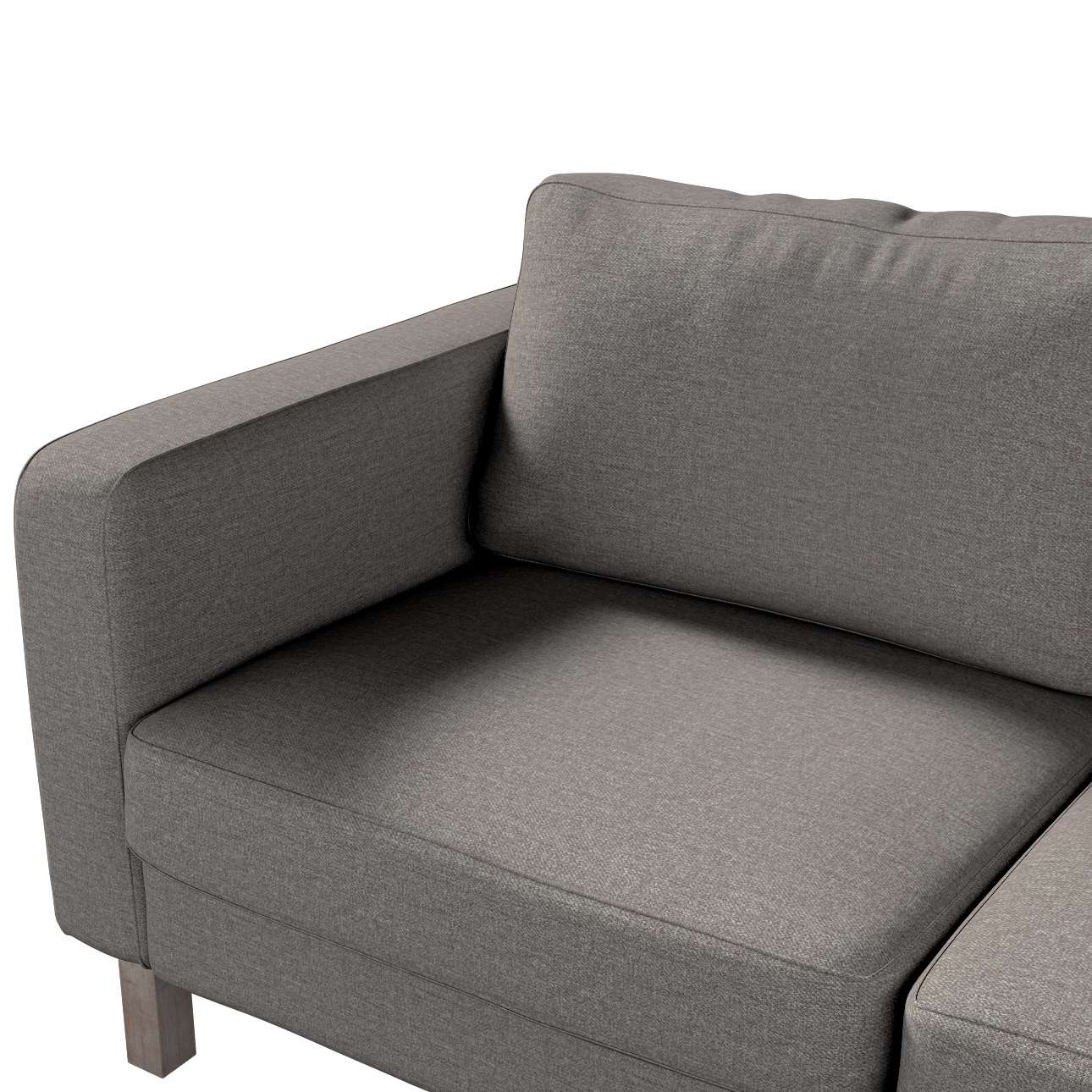 Karlstad 2-seater sofa cover in collection Edinburgh, fabric: 115-77