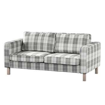 Pokrowiec na sofę Karlstad 2-osobową nierozkładaną krótki Sofa Karlstad 2-osobowa w kolekcji Edinburgh, tkanina: 115-79