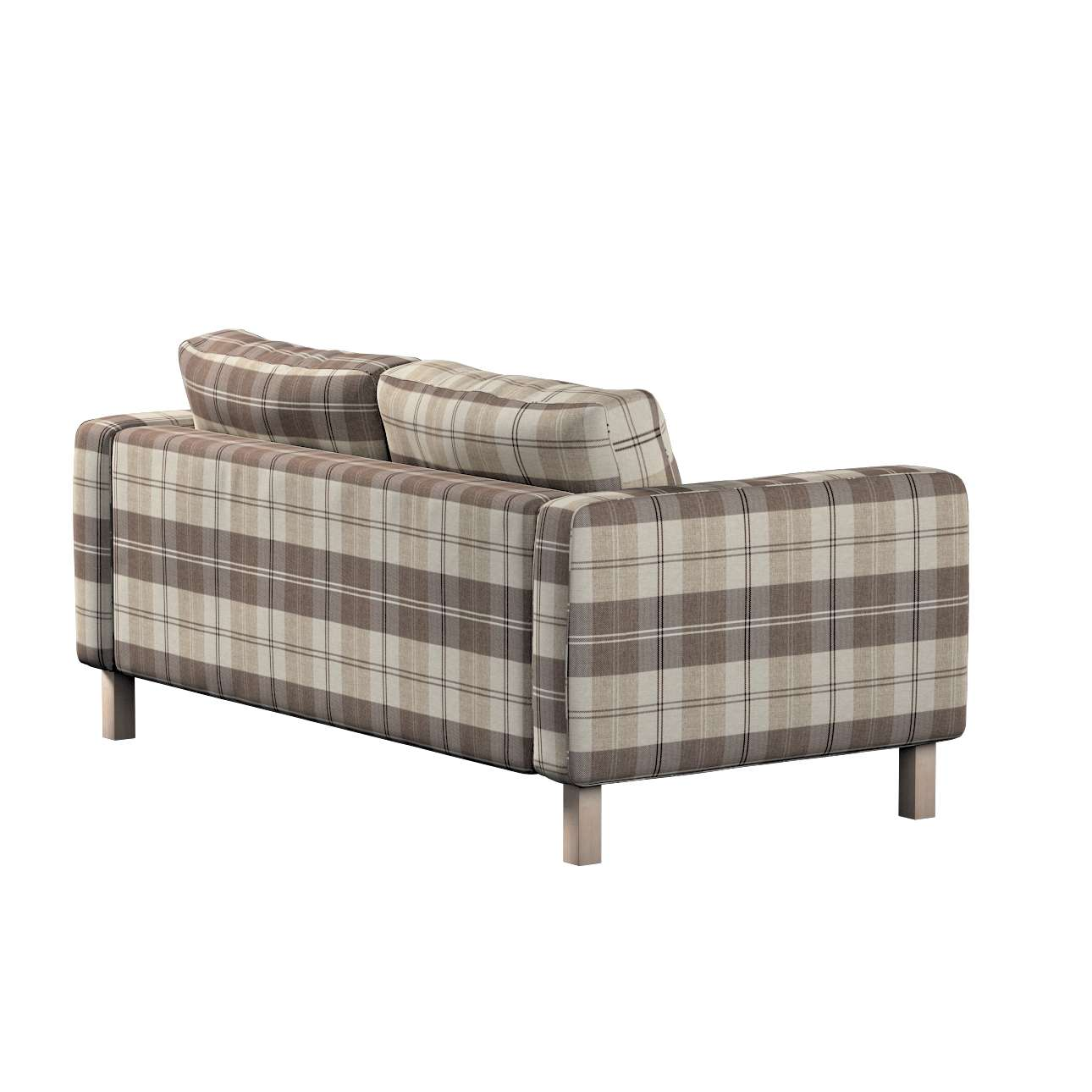 Karlstad 2-seater sofa cover in collection Edinburgh, fabric: 115-80