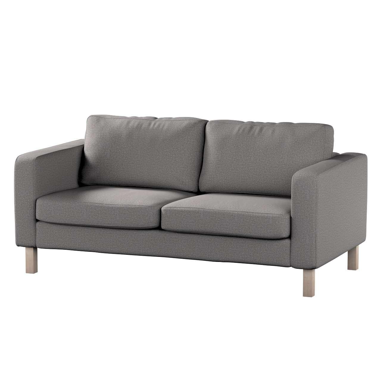Pokrowiec na sofę Karlstad 2-osobową nierozkładaną krótki Sofa Karlstad 2-osobowa w kolekcji Edinburgh, tkanina: 115-81