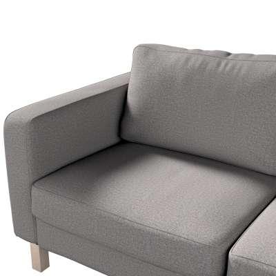 Pokrowiec na sofę Karlstad 2-osobową nierozkładaną krótki w kolekcji Edinburgh, tkanina: 115-81