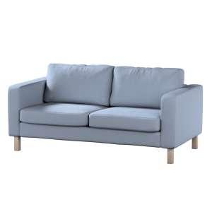 Karlstad 2-Sitzer Sofabezug nicht ausklappbar Sofahusse, Karlstad 2-Sitzer von der Kollektion Chenille , Stoff: 702-13