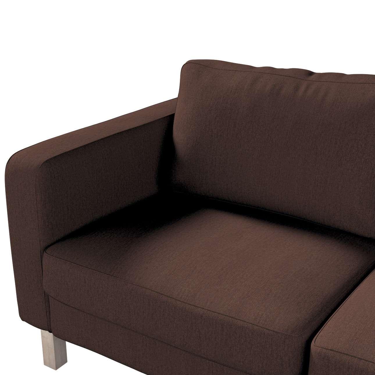 Karlstad 2-Sitzer Sofabezug nicht ausklappbar von der Kollektion Chenille , Stoff: 702-18