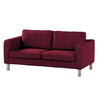 Karlstad klädsel 2-sits soffa - kort