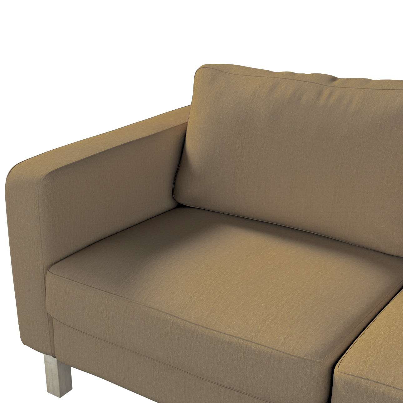 Karlstad 2-seater sofa cover in collection Chenille, fabric: 702-21