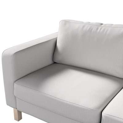Pokrowiec na sofę Karlstad 2-osobową nierozkładaną krótki w kolekcji Chenille, tkanina: 702-23