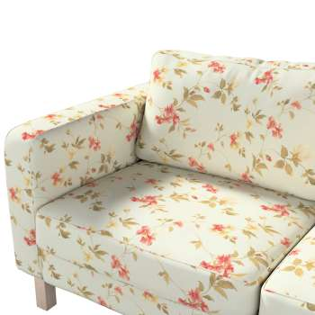 Karlstad 2-seater sofa cover in collection Londres, fabric: 124-65