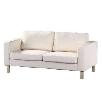 Pokrowiec na sofę Karlstad 2-osobową nierozkładaną krótki w kolekcji Etna , tkanina: 705-01