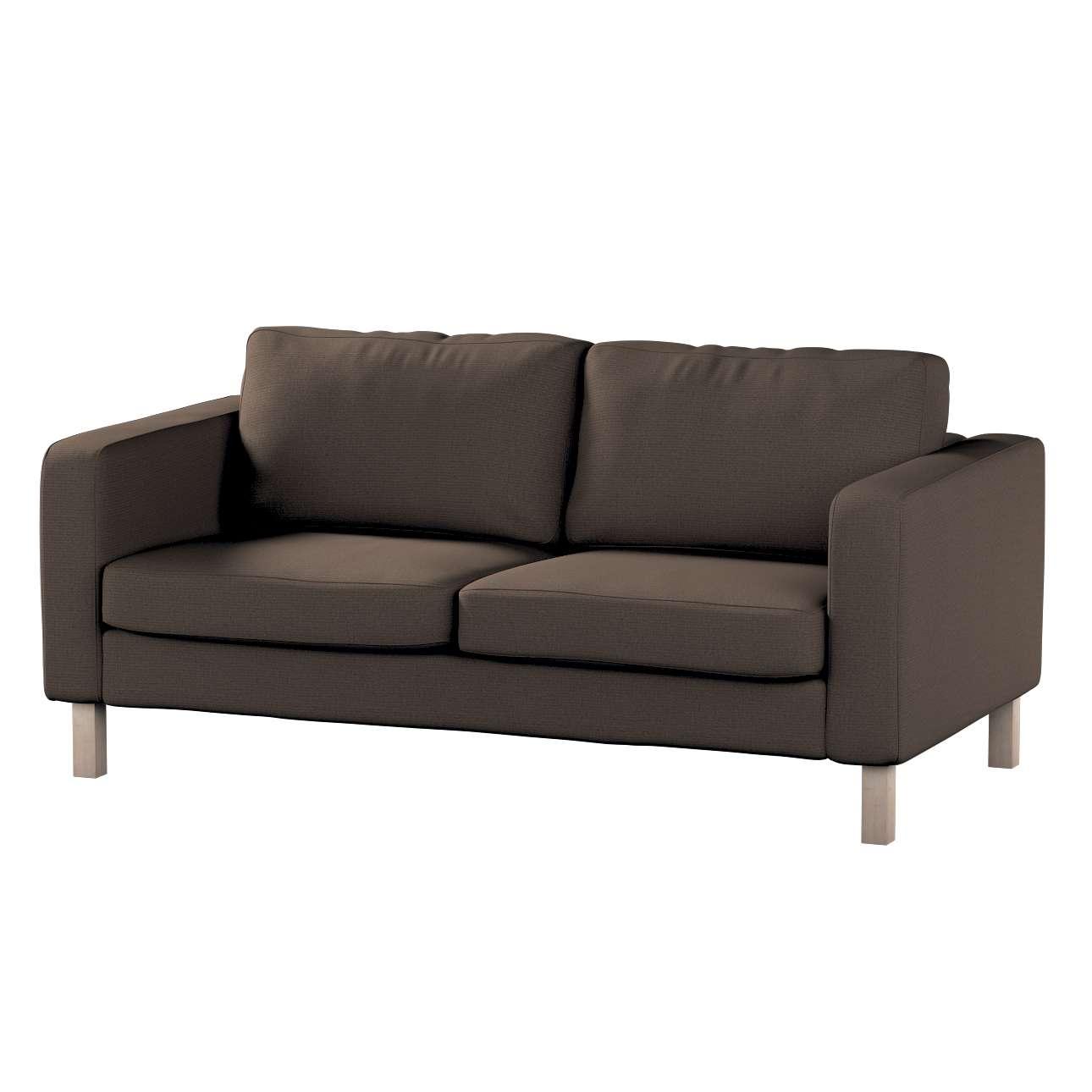 Karlstad 2-Sitzer Sofabezug nicht ausklappbar Sofahusse, Karlstad 2-Sitzer von der Kollektion Etna, Stoff: 705-08