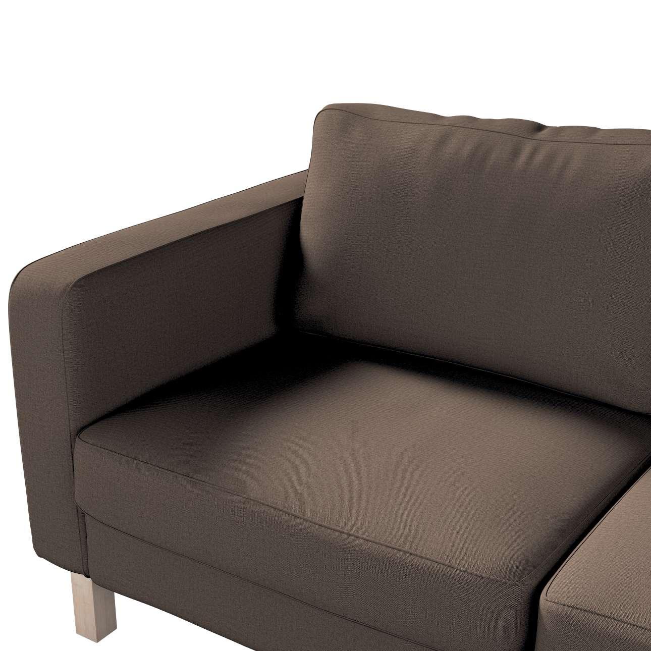 KARSLTAD dvivietės sofos užvalkalas kolekcijoje Etna , audinys: 705-08