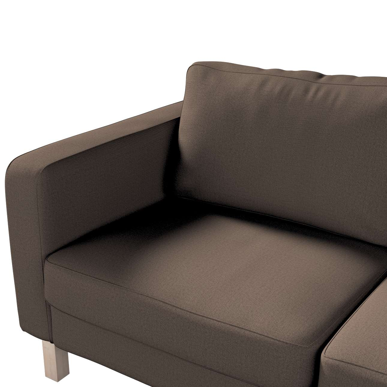 Karlstad 2-seater sofa cover in collection Etna, fabric: 705-08