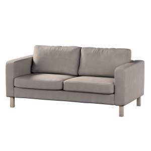 Pokrowiec na sofę Karlstad 2-osobową nierozkładaną krótki Sofa Karlstad 2-osobowa w kolekcji Etna , tkanina: 705-09