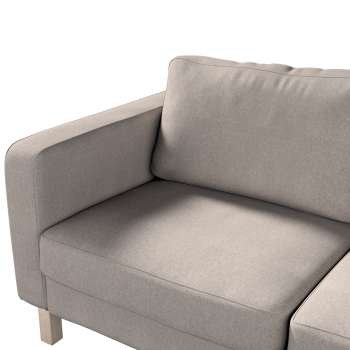 Karlstad 2-seater sofa cover in collection Etna, fabric: 705-09