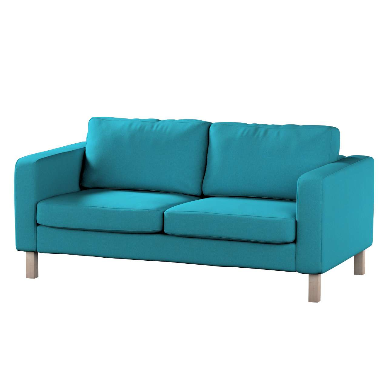 Karlstad 2-seater sofa cover in collection Etna, fabric: 705-16