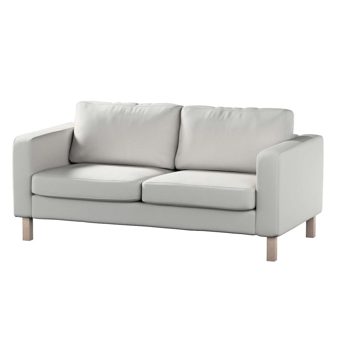 Karlstad 2-seater sofa cover in collection Etna, fabric: 705-90