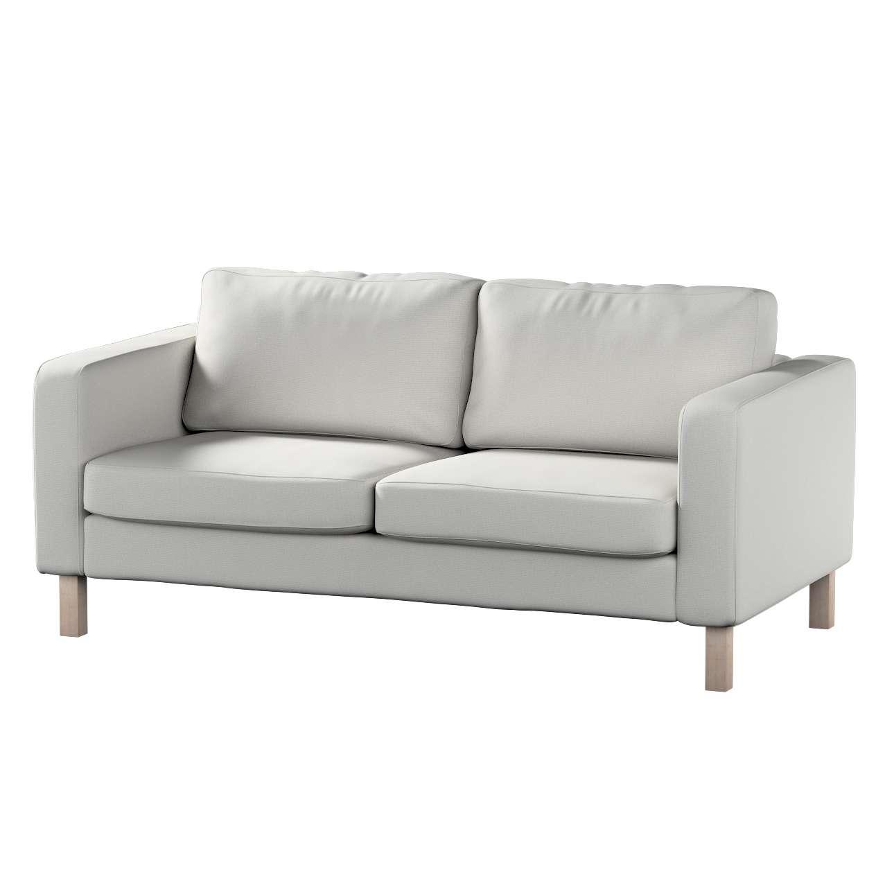 Pokrowiec na sofę Karlstad 2-osobową nierozkładaną krótki w kolekcji Etna , tkanina: 705-90