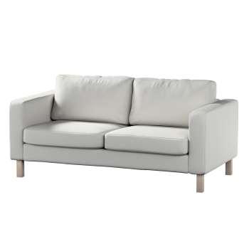 Pokrowiec na sofę Karlstad 2-osobową nierozkładaną krótki Sofa Karlstad 2-osobowa w kolekcji Etna , tkanina: 705-90