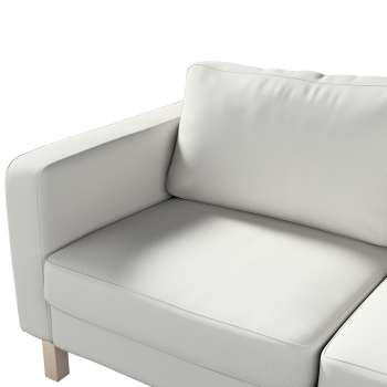 Karlstad 2-Sitzer Sofabezug nicht ausklappbar von der Kollektion Etna, Stoff: 705-90
