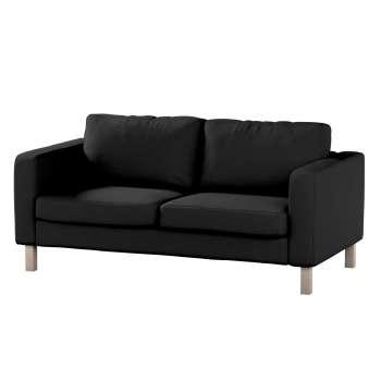 Pokrowiec na sofę Karlstad 2-osobową nierozkładaną krótki w kolekcji Etna , tkanina: 705-00
