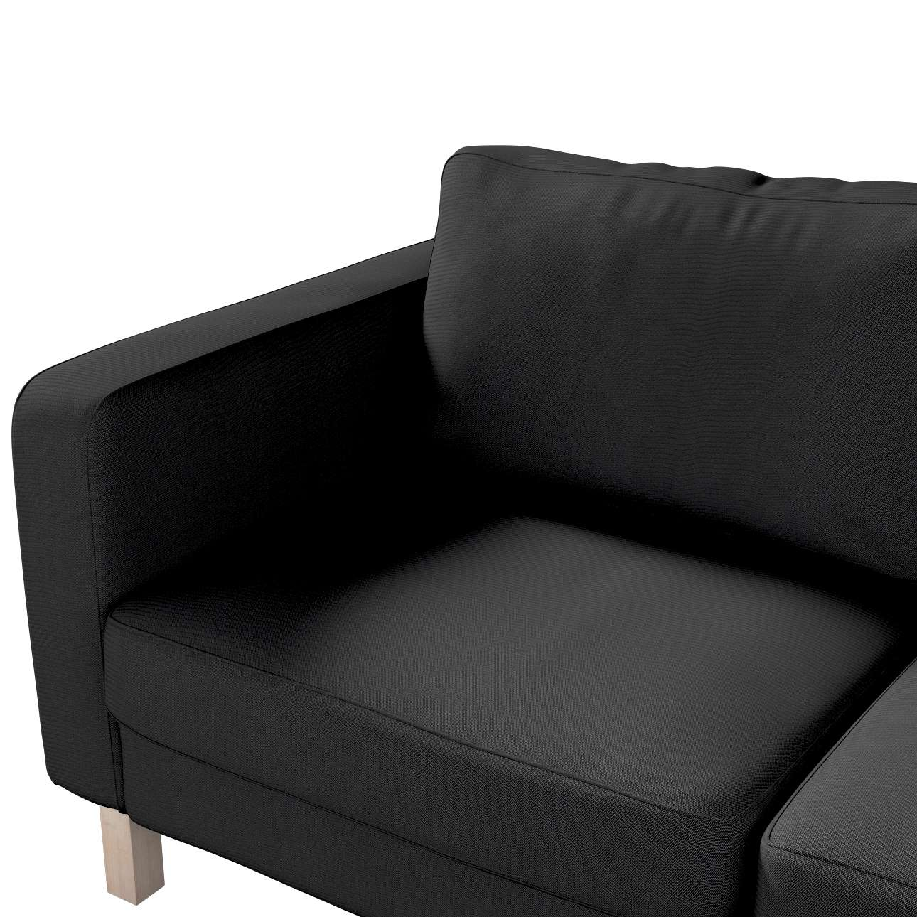 Karlstad 2-seater sofa cover in collection Etna, fabric: 705-00