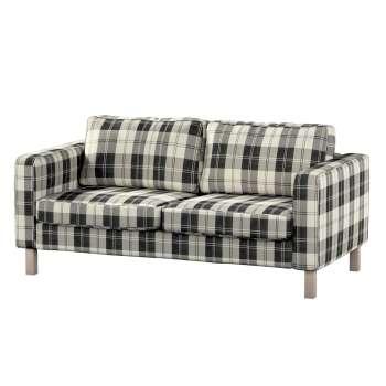 Karlstad 2-üléses nem kinyitható: rövid kanapéhuzat a kollekcióból Edinburgh Bútorszövet, Dekoranyag: 115-74