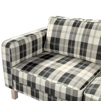 Karlstad 2-seater sofa cover in collection Edinburgh, fabric: 115-74
