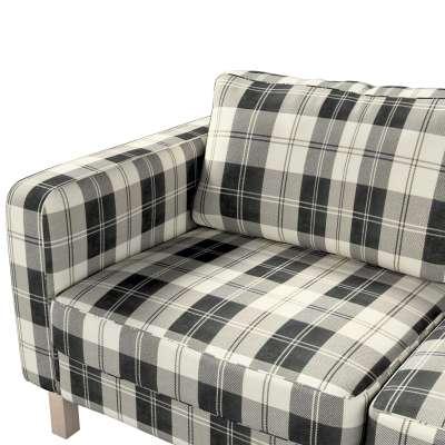Poťah na sedačku Karlstad (pre 2 osoby, krátka) nerozkladacia V kolekcii Edinburg, tkanina: 115-74