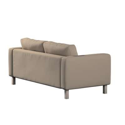 IKEA zitbankhoes/ overtrek voor Karlstad 2-zitsbank van de collectie Cotton Panama, Stof: 702-28