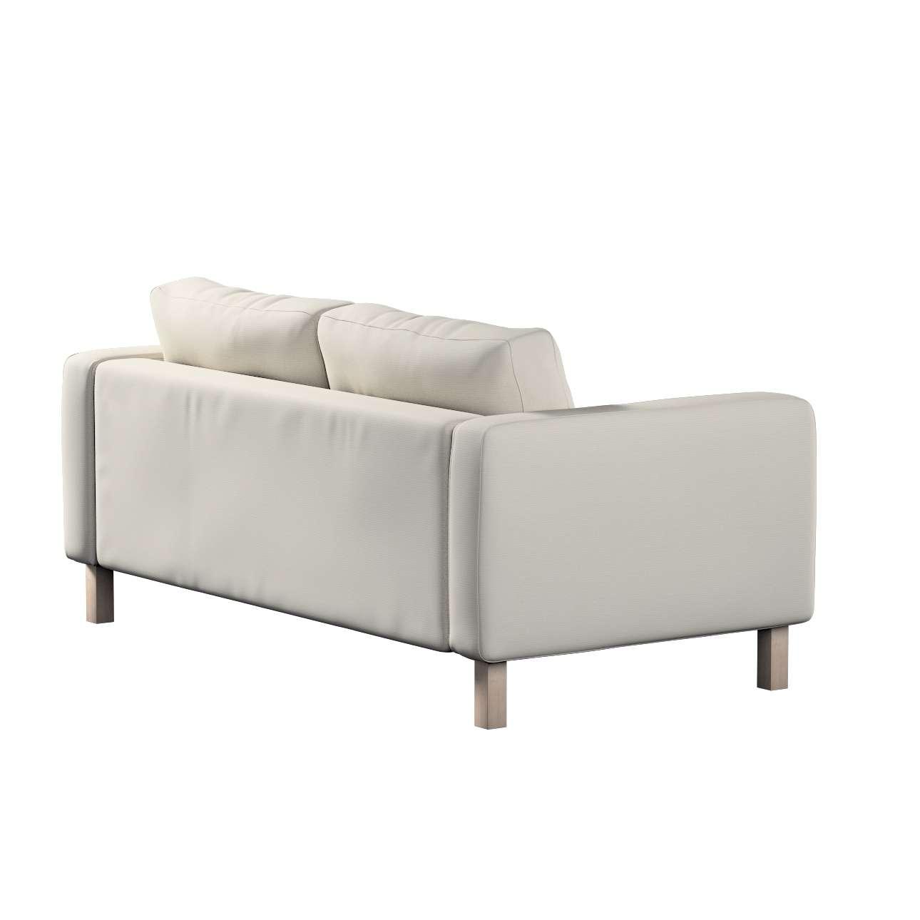 IKEA zitbankhoes/ overtrek voor Karlstad 2-zitsbank van de collectie Cotton Panama, Stof: 702-31
