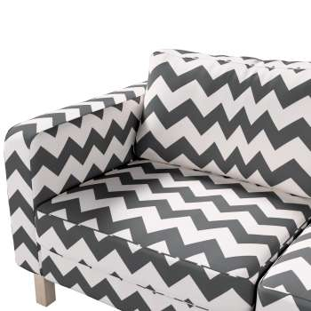 Karlstad 2-seater sofa cover in collection Comics/Geometrical, fabric: 135-02