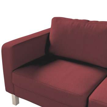 Karlstad 2-seater sofa cover in collection Living, fabric: 100-99